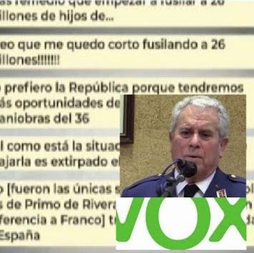 ENTRE PRESUPUESTOS, Y FUSILAMIENTOS DE ROJOS, por César Llorca