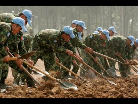 CHINA CONTRA EL CAMBIO CLIMÁTICO: ENVÍA 60.000 SOLDADOS A PLANTAR ÁRBOLES