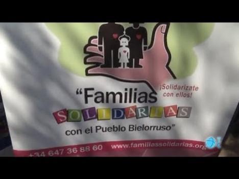 La Asociación de Familias Solidarias con el Pueblo Bielorruso busca interesados en acoger durante los meses de verano a niños afectados por el accidente nuclear de Chernobyl