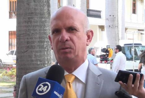 Detenido en Madrid el ex general venezolano Hugo Carvajal, reclamado por EEUU