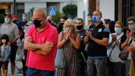 Detenido el presunto asesino de Mónica Marcos la mujer acuchillada en la Coruña