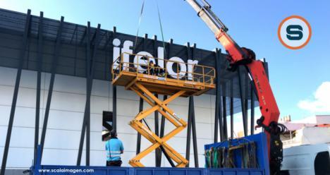 """""""Ifelor acogerá más de una treintena de certámenes entre los que incluiremos la recuperación de Expoflor y el Salón del Estudiante"""""""