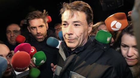 La policía encuentra los 5,4 millones de dólares que Ignacio Gonzalez escondía en Colombia