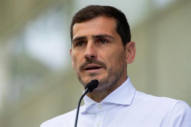 Casillas se retira definitivamente y pasa a formar parte de la dirección del Oporto
