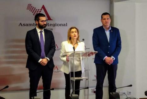 """Carmina Fernández: """"La política del Gobierno regional es de autobombo y maquillaje, pero sin una sola solución para las familias del sector turístico"""""""