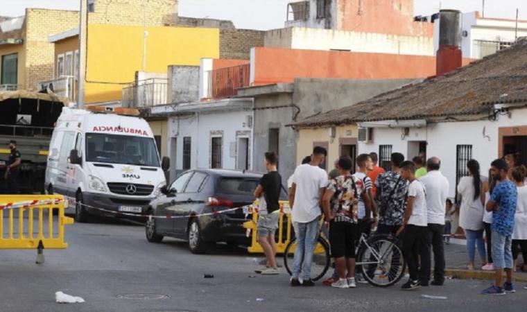 Detenidos los autores de los disparos en la barriada de Cerro Blanco en Dos Hermanas