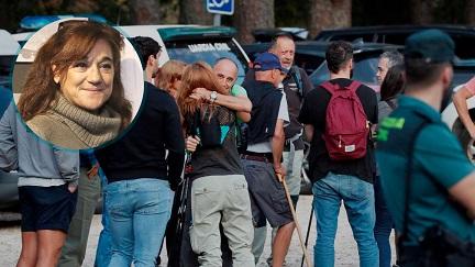 Adrián Federighi cuñado y portavoz de la familia de Blanca Fernández Ochoa, sostiene que la ex-esquiadora, en el momento de su desaparición, portaba un saco de dormir y alimentos
