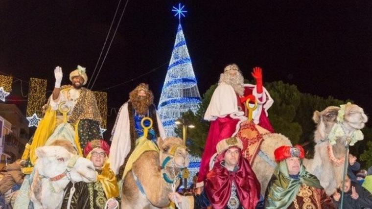Los Reyes Magos de Oriente visitarán Águilas y también Lorcadonde se dirigirán a los pequeños a través de la televisión y de varias plataformas digitales
