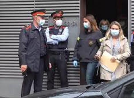 Angela Dobrowolski, mujer de Josep Maria Mainat ha sido trasladada del centro de Brians 1 a la prisión de Wad Ras en Barcelona