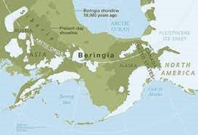 Un equipo internacional ha podido rastrear las primeras migraciones de seres humanos a América desde Siberia hace unos 12.000 años