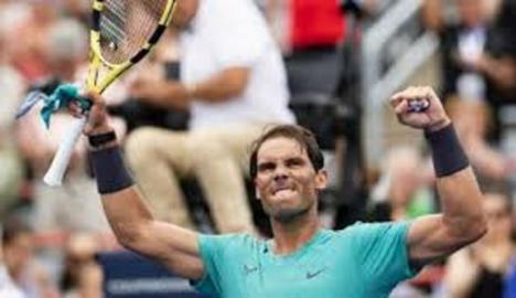 Rafa Nadal domina revalida su título en Montreal derrotando a Medvedev