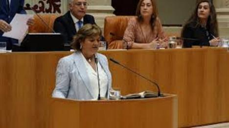Una diputada del PP en La Rioja hace un alegato pidiendo