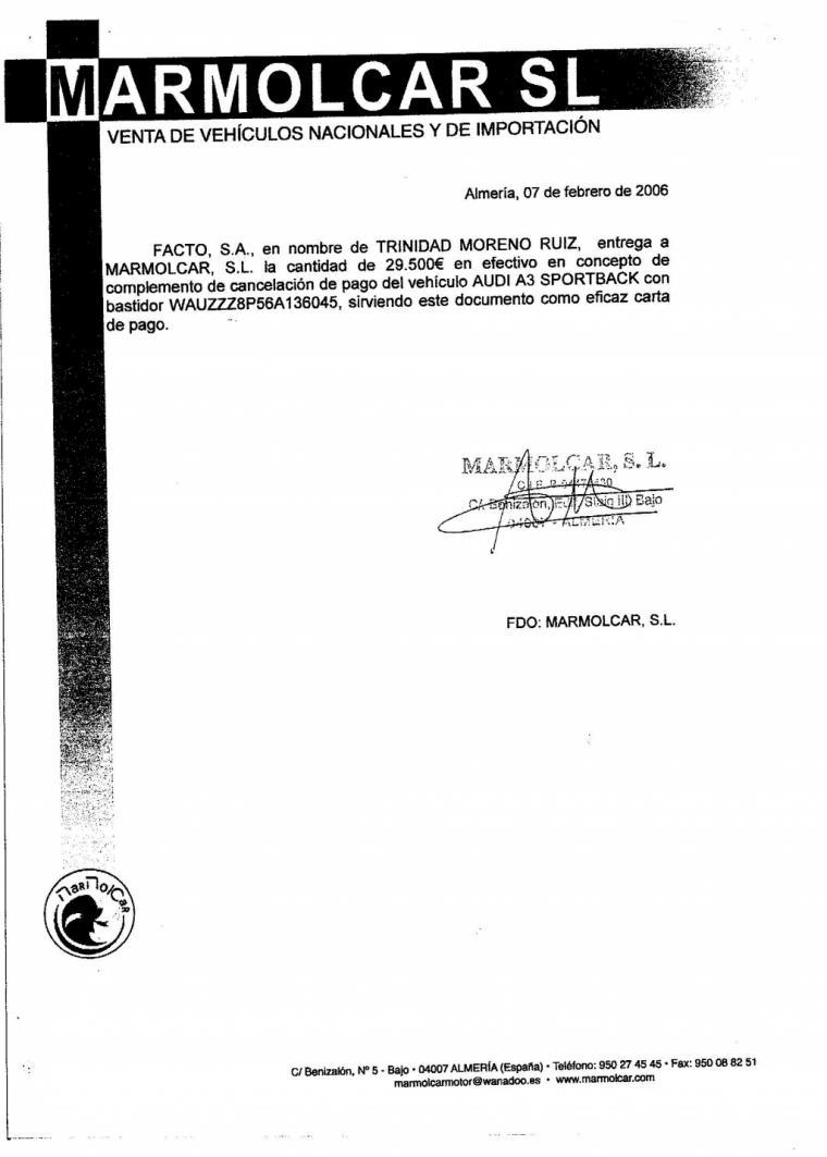 El alcalde de Almería, Luis Rogelio Rodríguez-Comendador inauguró a bombo y platillo una residencia entregada a cambio de prevendas