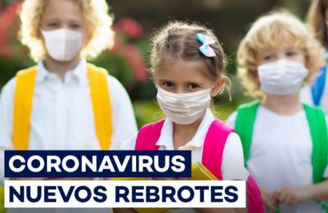 Récord de contagios en la nueva normalidad: 971 casos