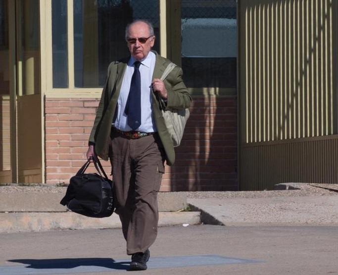 Rodrigo Rato seguirá en la cárcel de Soto del Real después de que Prisiones haya rechazado concederle el tercer grado