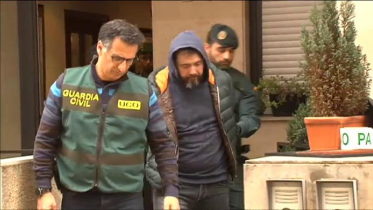 Suiza entregará a la policía española, el hombre argelino investigado por el crimen de Ardines