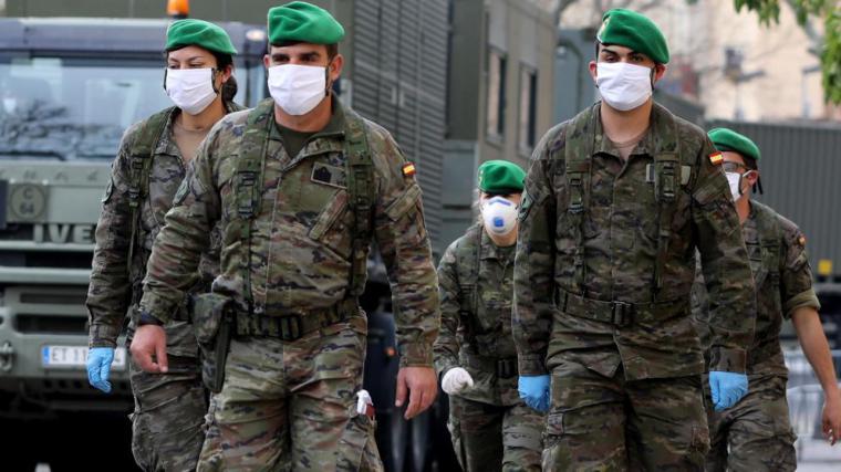 EL NUEVO ENTORNO OPERATIVO DE LAS FAS, por Marín Bello Crespo, General de Brigada de Infantería (R)