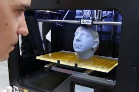Las impresoras 3D nacen tras el estreno de la pelicula Star Trek