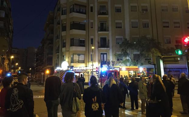Una anciana muere tras el incendio de su vivienda en Murcia