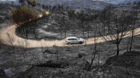 El incendio de Tarragona, por fin perimetrado y controlado