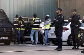 La documentación incautada a los mossos cuando iba a ser incinerada confirma que el Govern quería eliminar pruebas