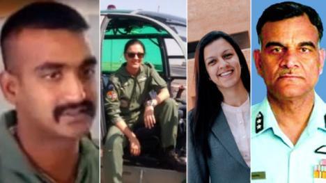 Asi fue el el cautiverio del piloto indio después de que Pakistán derribara su MiG-21