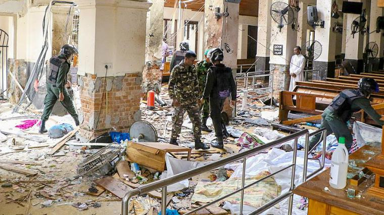 Última hora: dos españoles muertos en los atentados de Sri Lanka