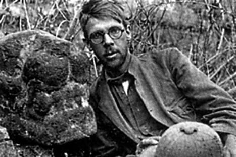 Sylvanus Morley el arqueólogo que inspiró a Indiana Jones