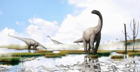 Este nuevo dinasaurio encontrado en Burgos será bautizado como Andrés Iniesta