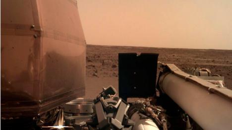 Tras el éxito de la sonda InSight aterrizando en Marte ahora empieza el trabajo para analizar el planeta rojo