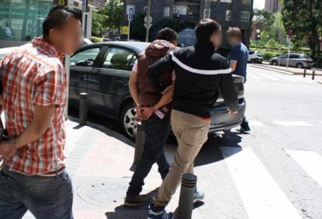 El juez manda a prisión a tres jóvenes marroquís que asaltaron en jerez a una persona a punta de navaja