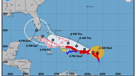El nuevo huracán se llama