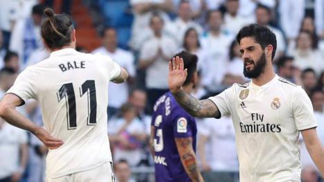 Isco y Bale dan la primera victoria a Zidane