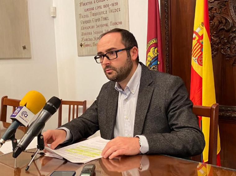 El Ayuntamiento de Lorca suspende el cobro del 'sello del coche' y de todas las tasas municipales durante el Decreto de Estado de Alarma ocasionado por la emergencia sanitaria producida por el Coronavirus