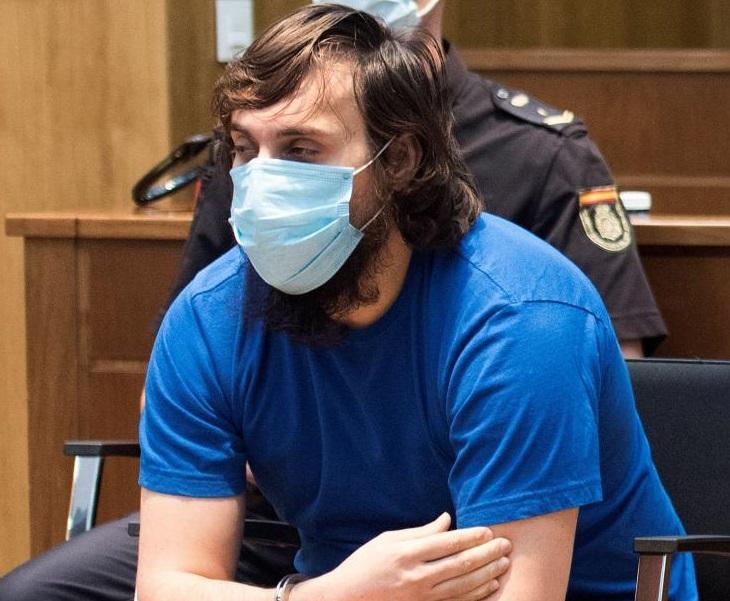 Iván Pardo ha sido declarado culpable por el jurado popular por causar la muerte a Naiara tras torturarla durante horas