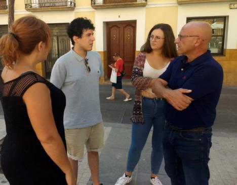 Izquierda Joven Lorca pide un servicio extraordinario y gratuito de autobús durante los fines de semana de feria