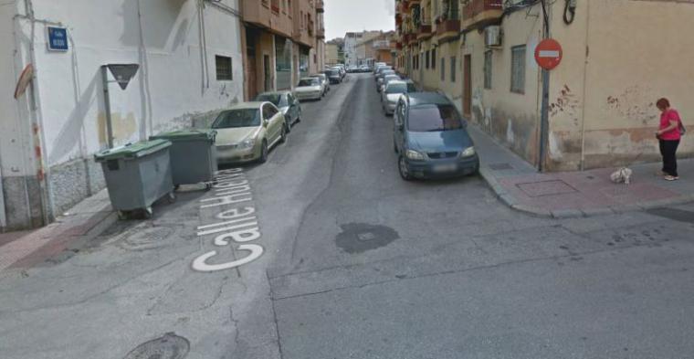 Detenido tras agredir brutalmente a su expareja en una calle de Jaén