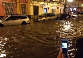 Jerez Inundada