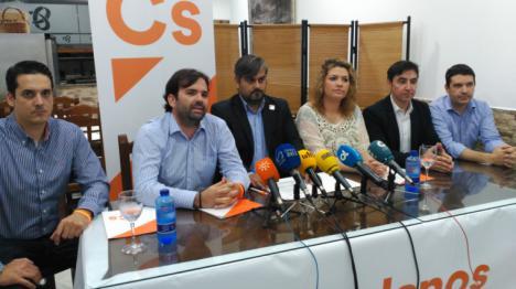 Dimite toda la junta directiva de Ciudadanos en Jerez