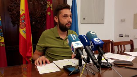 """El """"apaño"""" entre PSOE y C´s en Lorca carecía de un programa político conjunto y se limitaba a un reparto de sillones, puestos y cargos"""