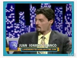 Otro que se ha ido es el criminólogo y periodista del caso Alcàsser Juan Ignacio Blanco
