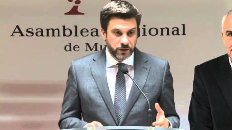 """Joaquín López: """"A estas alturas todo el mundo sabe que el PP ha sido el enemigo público número uno del soterramiento en Murcia y de la llegada del AVE a la Región"""""""