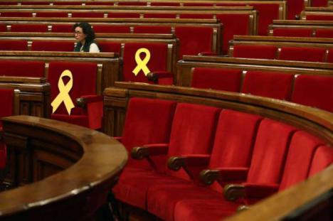 Jordi Sànchez, que no podrá ir a la investidura