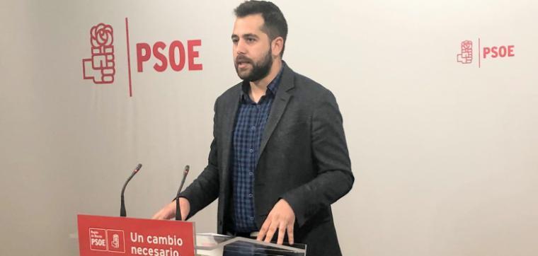 """Jordi Arce: """"El PP cree que todos somos de la misma condición"""""""