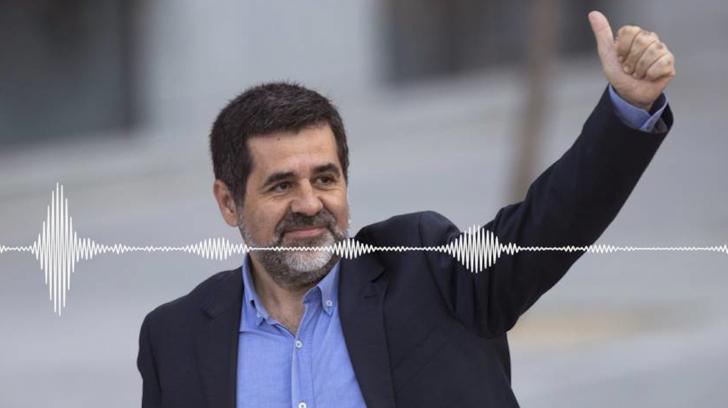 Jordi Sànchez ofrece al juez sms privados con el Gobierno de Rajoy antes del 1-O que pueden poner en entredicho al presidente