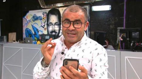 Jorge Javier Vázquez: 'La extrema derecha no va a conseguir que me calle'