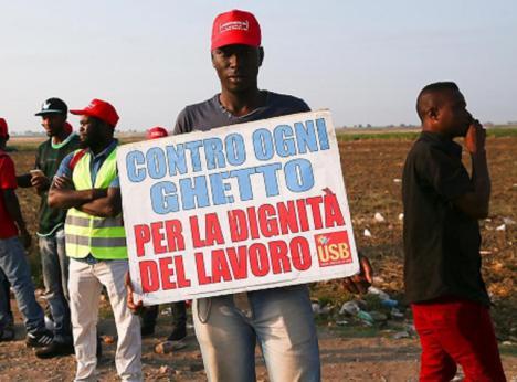 Mafia y explotación, la cara oscura de la agricultura en Italia ROMA