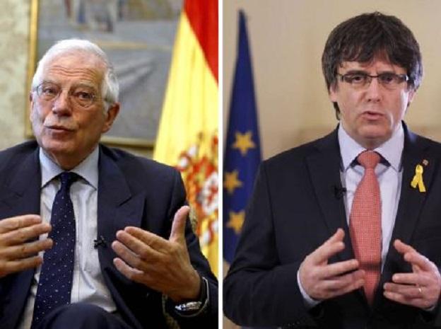 Borrell aclara : 'La Fiscalía tiene autonomía funcional, pero no es independiente'