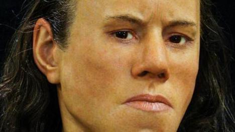 Así sería el rostro de una mujer de Tesalia de hace 9.000 años