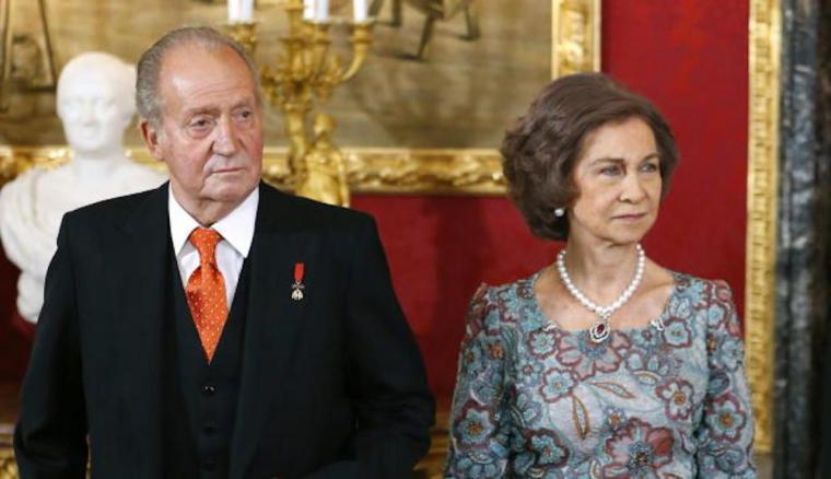 Pilar Eyre: 'El rey Juan Carlos tiene un problema sexual'